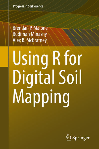 Using R for Digital Soil Mapping - Coverbild