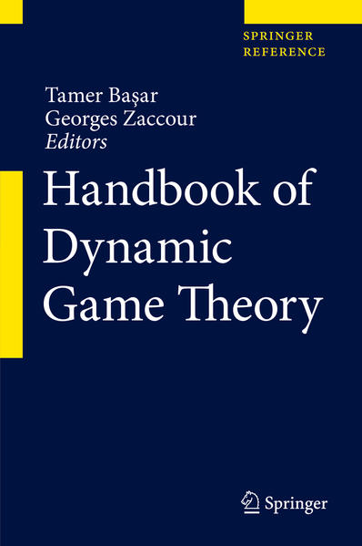 Handbook of Dynamic Game Theory - Coverbild