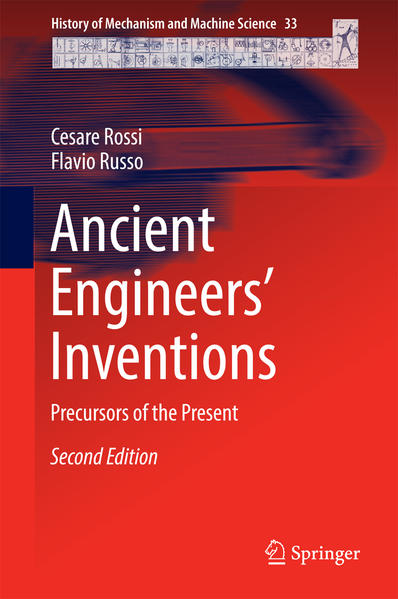 Ancient Engineers' Inventions - Coverbild