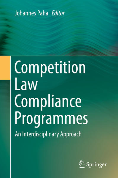 Competition Law Compliance Programmes - Coverbild