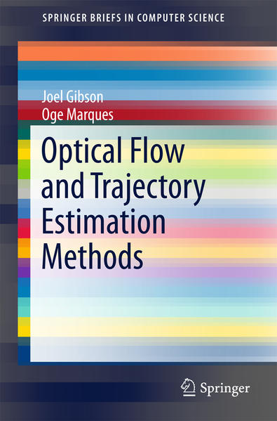 Optical Flow and Trajectory Estimation Methods - Coverbild
