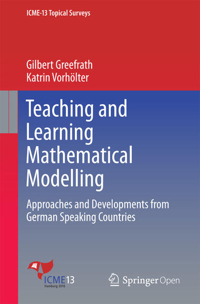 Teaching and Learning Mathematical Modelling - Coverbild