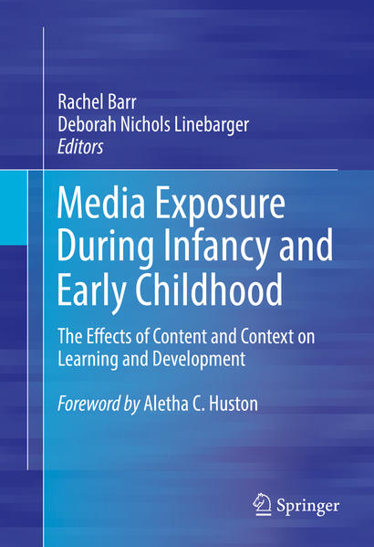 Media Exposure During Infancy and Early Childhood Epub Ebooks Herunterladen