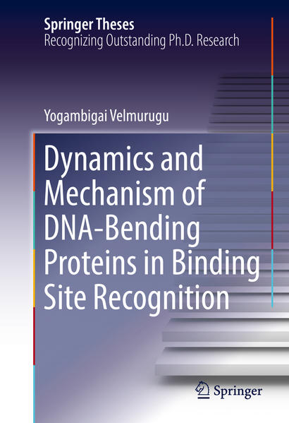 Dynamics and Mechanism of DNA-Bending Proteins in Binding Site Recognition - Coverbild