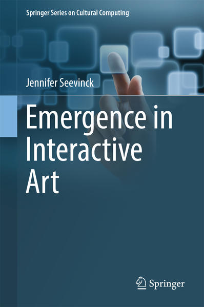 Emergence in Interactive Art - Coverbild