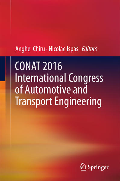 CONAT 2016 International Congress of Automotive and Transport Engineering - Coverbild