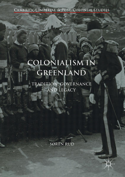 Colonialism in Greenland - Coverbild