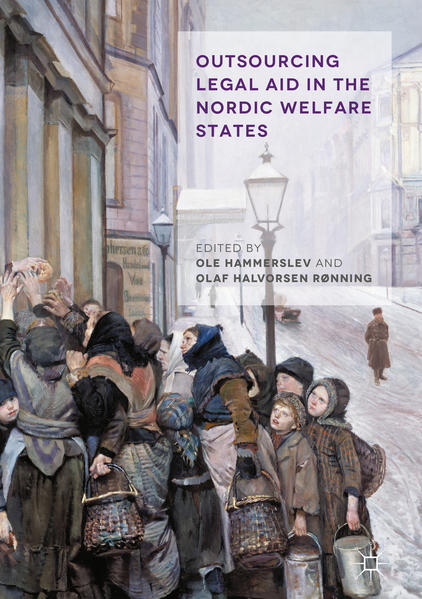 Legal Aid in the Nordic Countries - Coverbild
