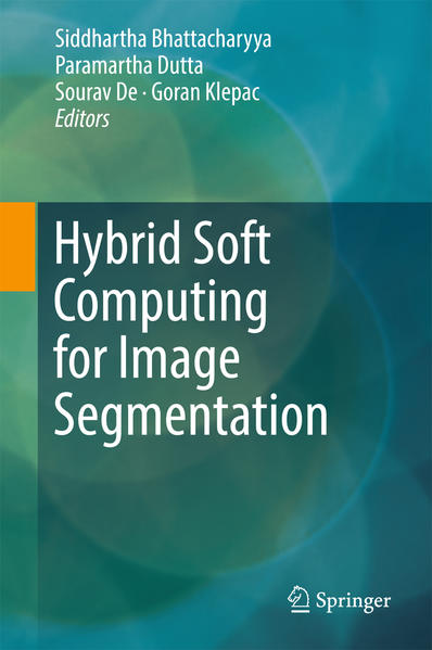 Hybrid Soft Computing for Image Segmentation - Coverbild