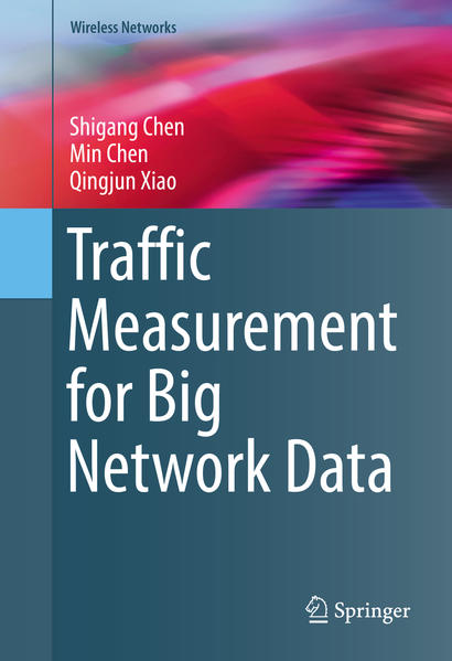 Traffic Measurement for Big Network Data - Coverbild