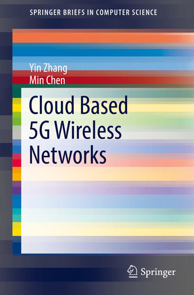 Cloud Based 5G Wireless Networks - Coverbild