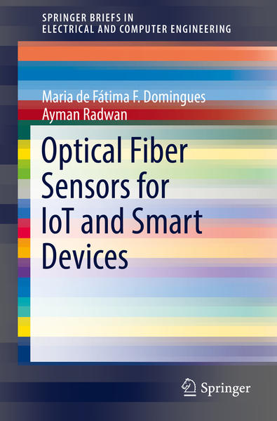 Optical Fiber Sensors For loT and Smart Devices - Coverbild