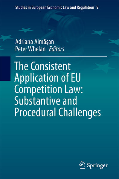 The Consistent Application of EU Competition Law - Coverbild