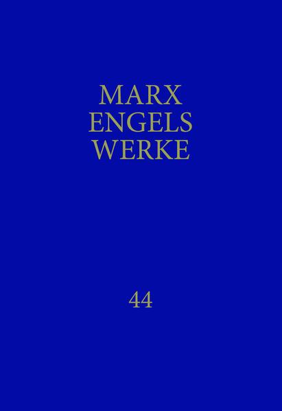 MEW / Marx-Engels-Werke Band 1 bis 43 - Coverbild