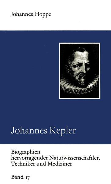 Johannes Kepler - Coverbild