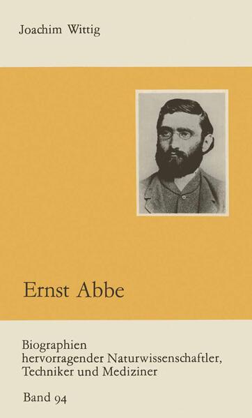 Ernst Abbe - Coverbild