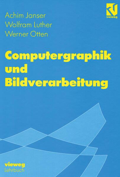 Computergraphik und Bildverarbeitung - Coverbild