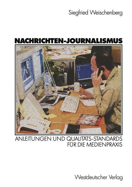 Nachrichten-Journalismus - Coverbild
