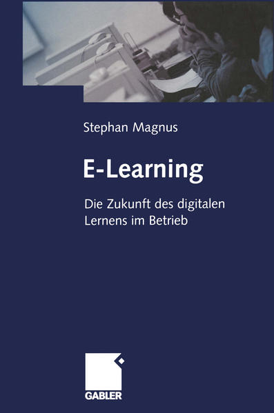 E-Learning - Coverbild