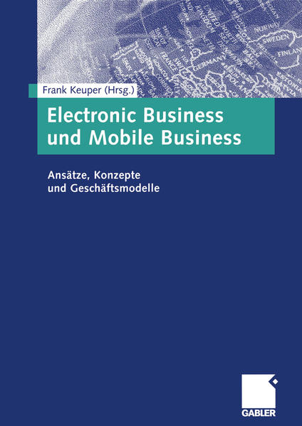 Electronic Business und Mobile Business - Coverbild