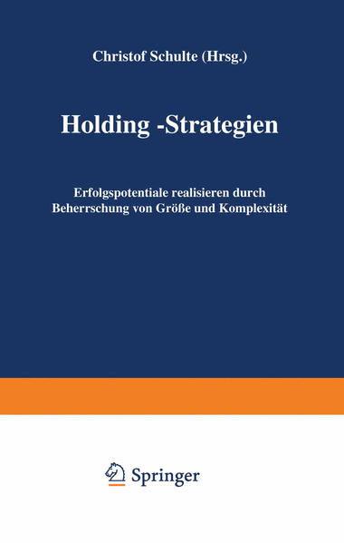 Holding-Strategien - Coverbild