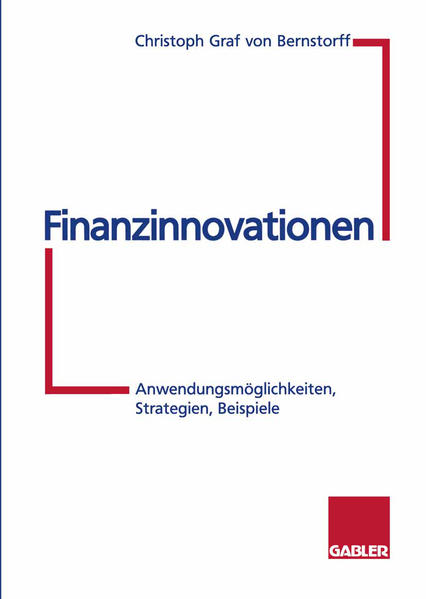 Finanzinnovationen - Coverbild