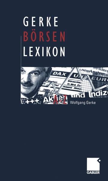 Gerke Börsen Lexikon - Coverbild