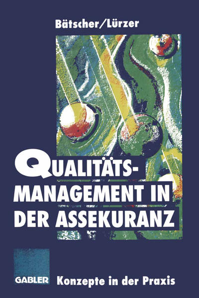 Qualitätsmanagement in der Assekuranz - Coverbild