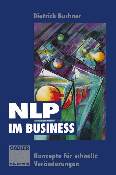 NLP im Business - Coverbild