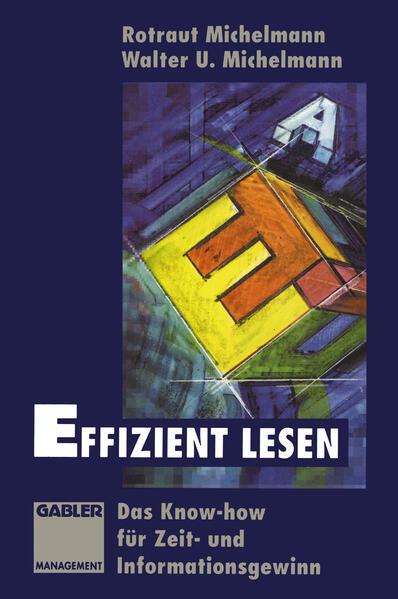 Effizient lesen - Coverbild