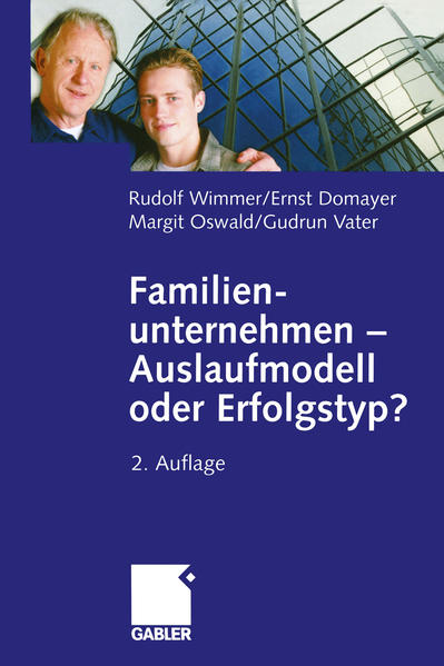 Familienunternehmen — Auslaufmodell oder Erfolgstyp? - Coverbild