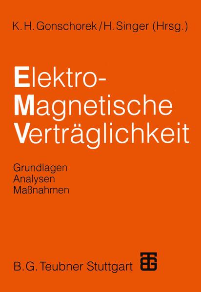 Elektromagnetische Verträglichkeit - Coverbild