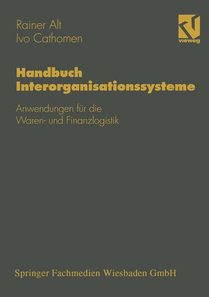 Handbuch Interorganisationssysteme - Coverbild