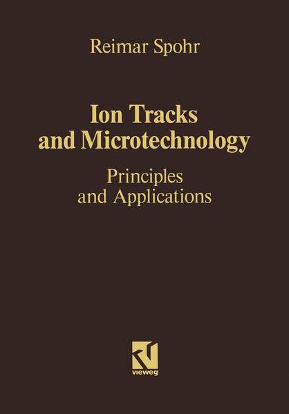 Ion Tracks and Microtechnology - Coverbild