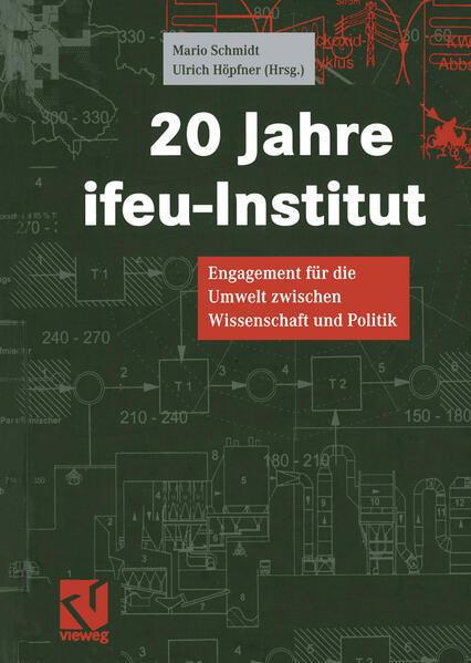 20 Jahre ifeu-Institut - Coverbild