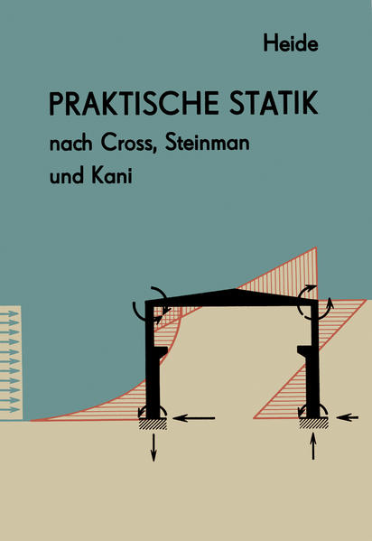 Praktische Statik nach Cross, Steinman und Kani - Coverbild