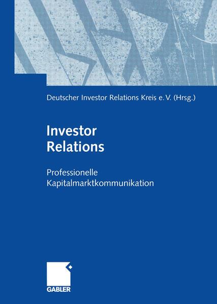 Investor Relations - Coverbild