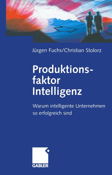 Produktionsfaktor Intelligenz - Coverbild