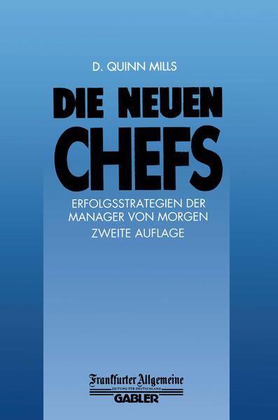 Die Neuen Chefs - Coverbild