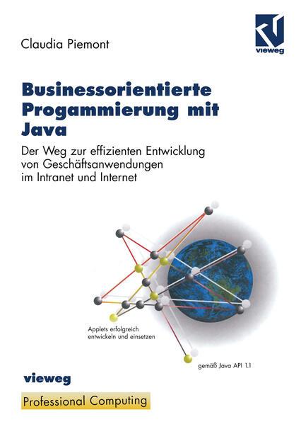 Businessorientierte Programmierung mit Java - Coverbild