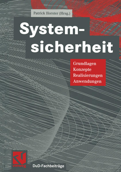 Systemsicherheit - Coverbild