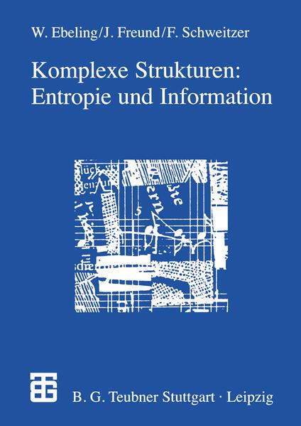 Komplexe Strukturen: Entropie und Information - Coverbild