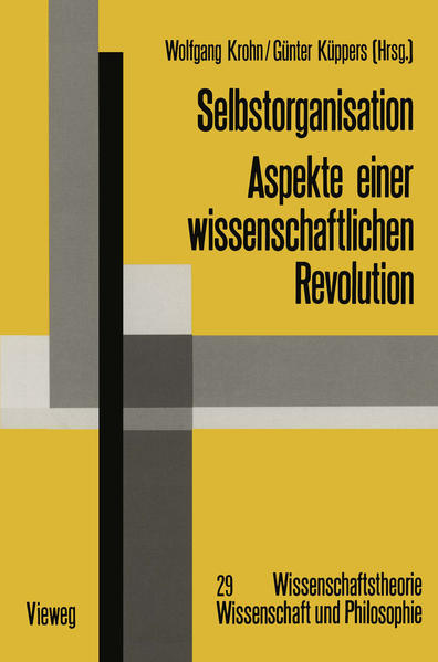 Selbstorganisation - Coverbild