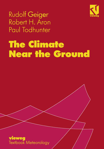 The Climate Near the Ground - Coverbild