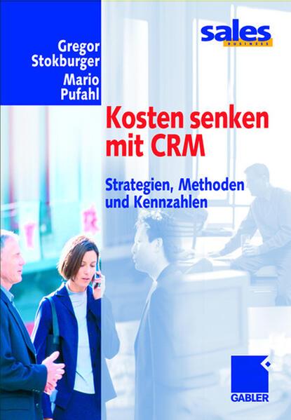 Kosten senken mit CRM - Coverbild