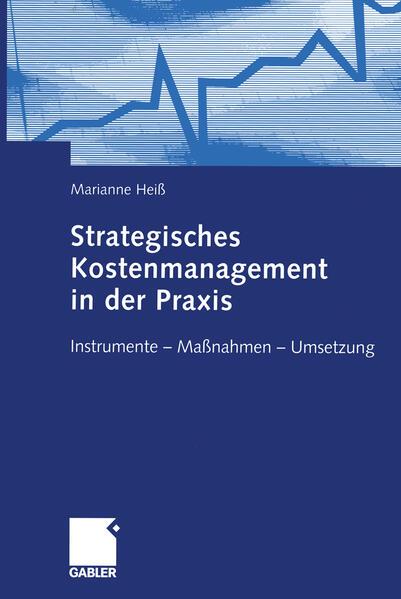 Strategisches Kostenmanagement in der Praxis - Coverbild