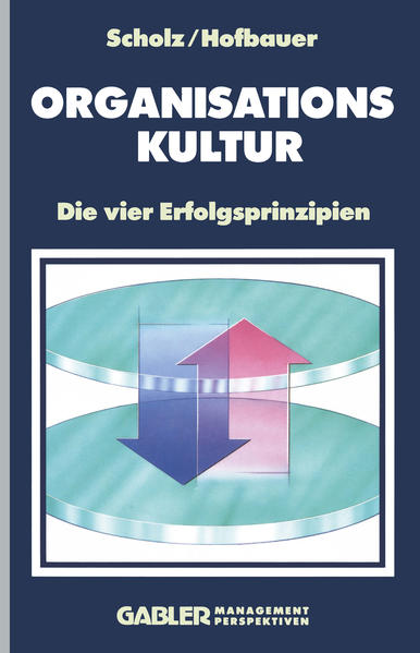 Organisationskultur - Coverbild