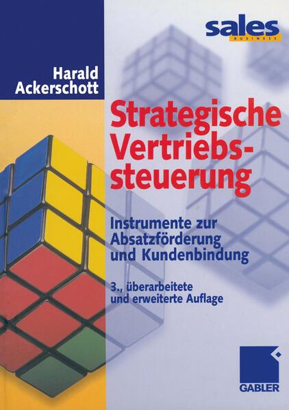 Strategische Vertriebssteuerung - Coverbild