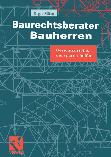 Baurechtsberater Bauherren - Coverbild