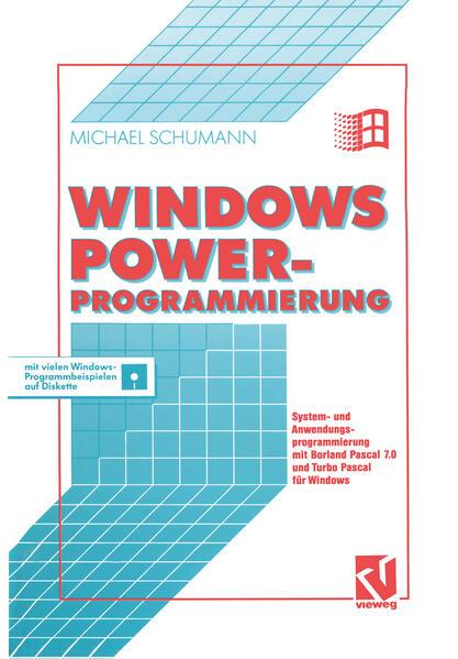 Windows Power-Programmierung - Coverbild